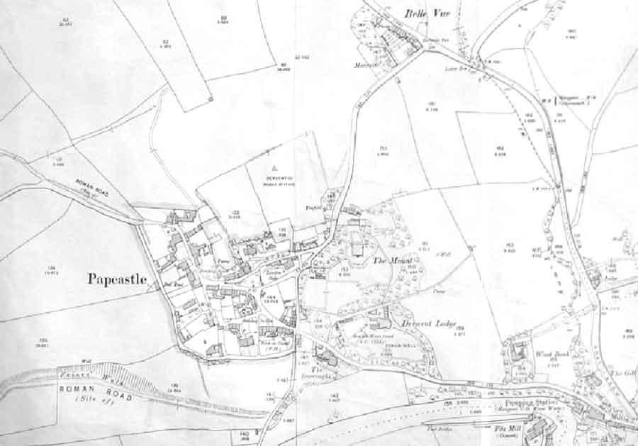 Ordnance Survey 1900