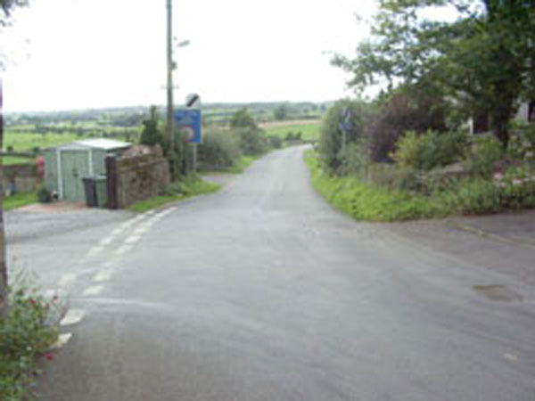 Road to Crofts Bridge