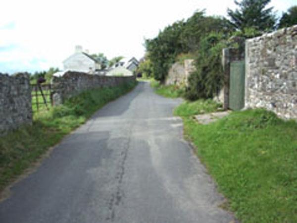 Back of Westgarth