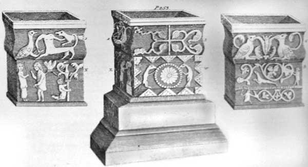 Bridekirk Font
