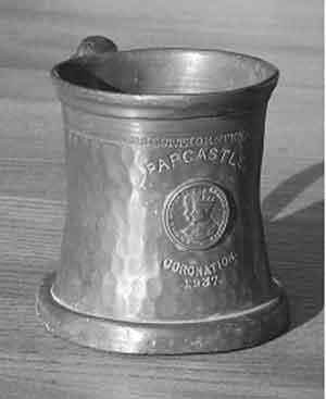 Coronation Mug, 1937