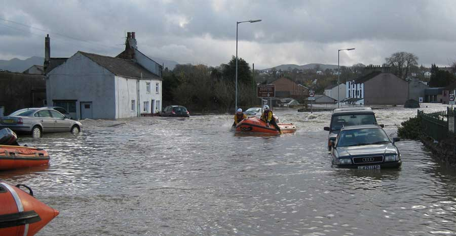 Flood Lifeboat
