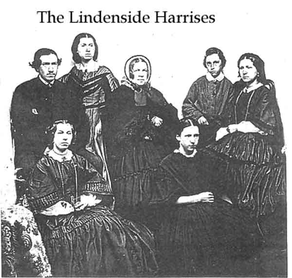Harris Family Lindenside