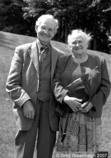 Joe & Mary Strong
