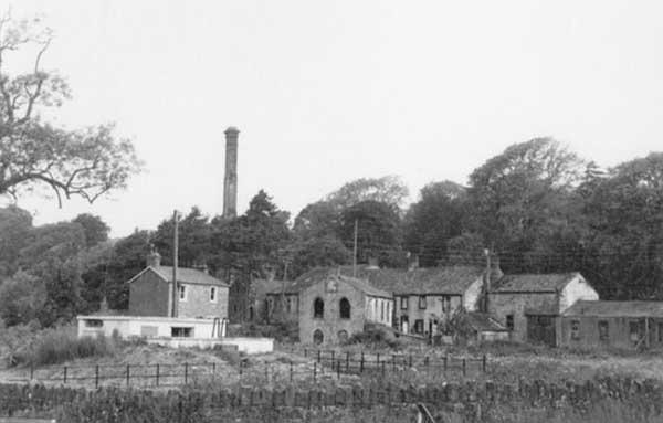 Low Gote Mills