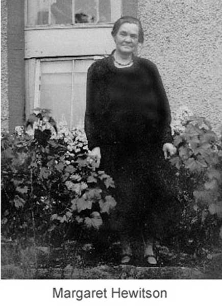 Margaret Hewitson