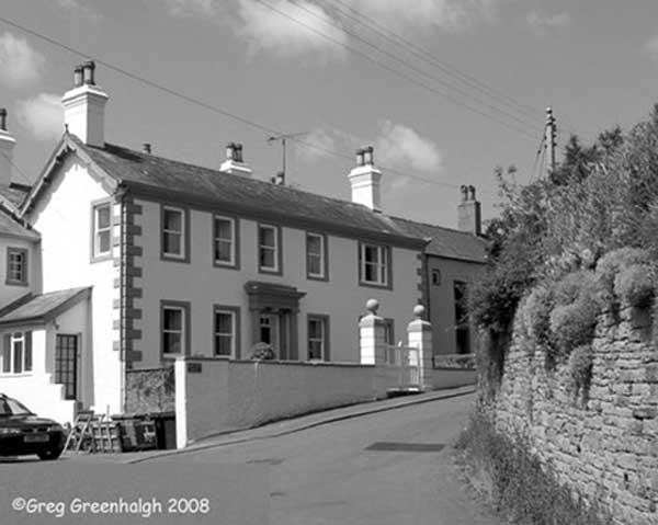 Papcastle House