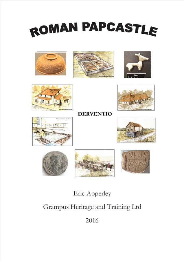 Roman Papcastle Booklet Cover