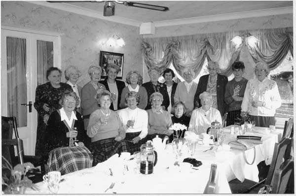 1997 60th Anniversary Lunch at Hunday Manor