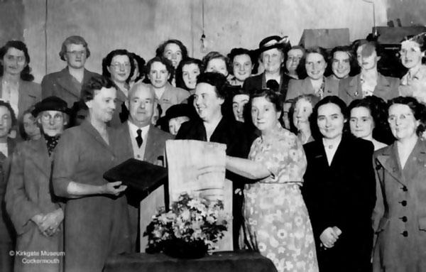 Women's Institute 1951